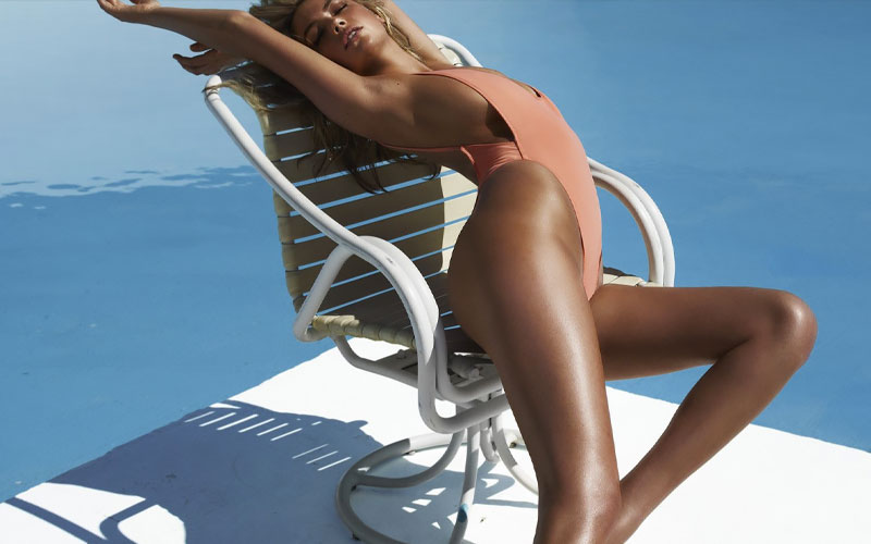 argentinian girl for marriage sunbathing