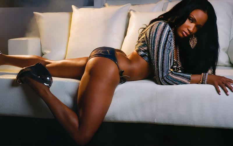 brazilian mail order bride on couch